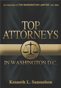 Ken Samuelson Top Attorneys - 2020